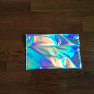 Hologram Clutch Purse