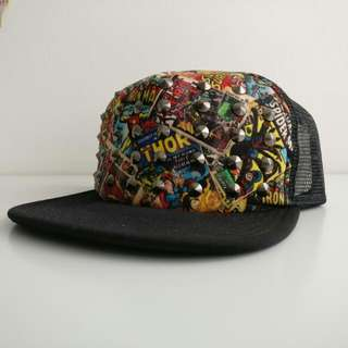 Marvel Superhero snapback