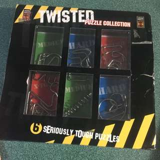 Twisted Puzzle Collection