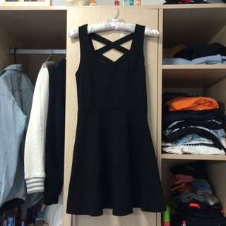 Dotti- Black Dress