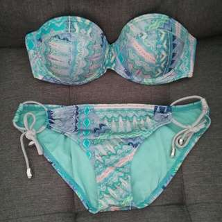 VOLCOM Multicolor Bikini