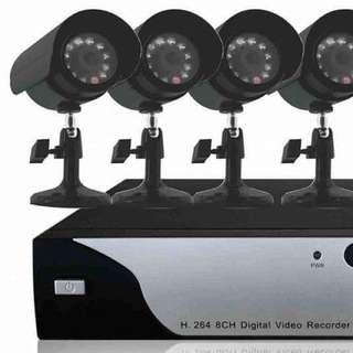 CCTV CAMERA 🎥 installation
