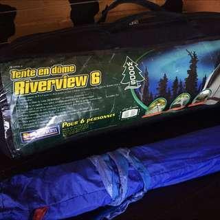 Tent - Sleeps 6