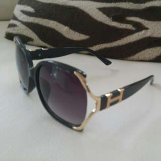 Hermes Sunglasses New Over Sized