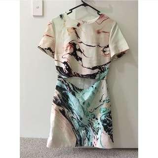 Marble Formal Dress