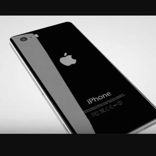 BNIB Recontract Starhub iPhone 7 JET BLACK 256GB