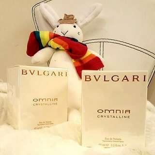 BVLGARI 晶澈淡香水 65ml (最後一瓶!)