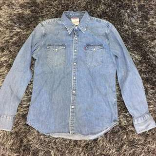 Original Levis Long Sleeves