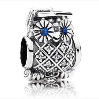 🚨REDUCED🚨Graduate Owl Pandora Charm
