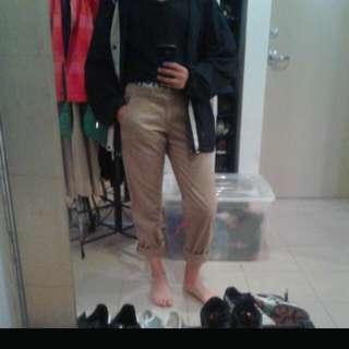 ❤Boyfriend Nude Jeans