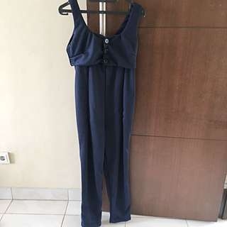 No Brand Overall Jumpsuit