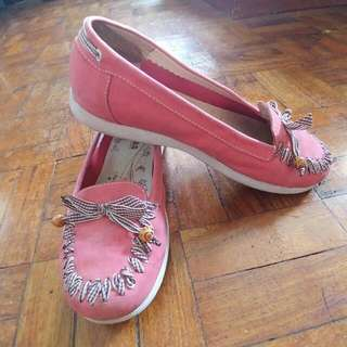 [REPRICED]Pink Sneakers