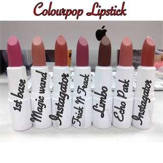 Colourpop Lipstick!