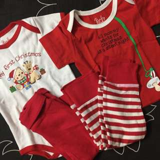 6-9 Mons Christmas Design Baby Apparel Christmas SALE  🎄