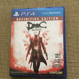 PS4 Devil May Cry (Definitive Edition)