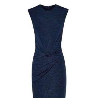 Sheike Defiance Ink Navy Dress Size 8