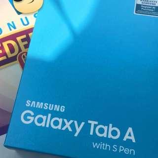 Sumsung Galaxy Tap A wish S-pen