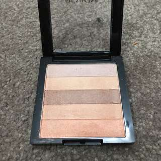 Revlon Highlight Palettes, Peach Glow Rose Glow