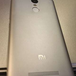 Xiaomi Redmi Note 3 - Snap