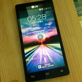 LG-P880 智慧型手機 保存良好
