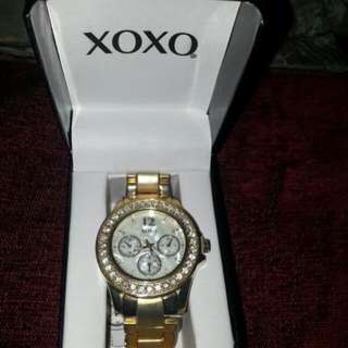 *RESERVED* XOXO Oversized Ladies Watch