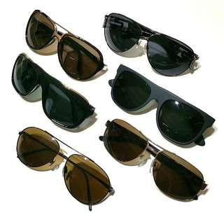 Luxury Sunglasses Various Designer Brands From $10 Please check Inidividual listing for details...