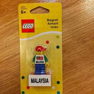 LEGO Malaysia Magnet