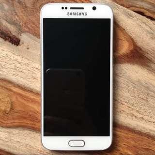 Samsung Galaxy S6 - White Pearl - 64GB