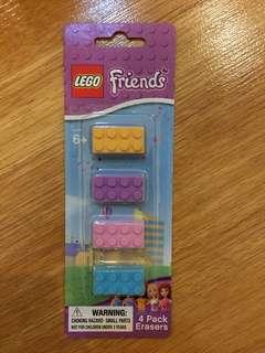 LEGO Friends Eraser
