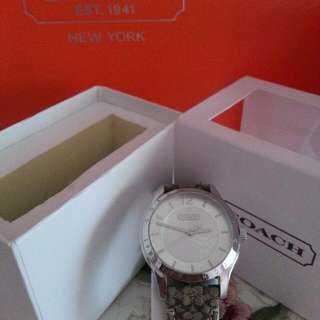 Preloved Women Coach Watches In Good Condition To Let Go