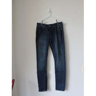 CHEAP MONDAY Prime Gimme Blue Jeans