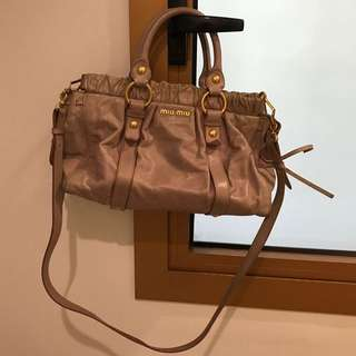 Miumiu Bag For Sale!