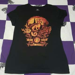 Dark Tower Black T-shirt XL