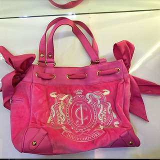 *Authentic* JUICY COUTURE PINK