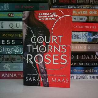 RESERVED: A Court of Thorns and Roses (ACOTAR)