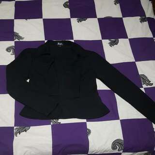 Black Blazer XL