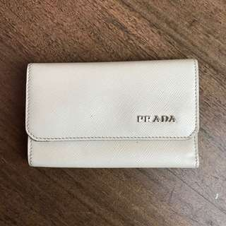 Readjusted Price: Authentic Prada Key Pouch