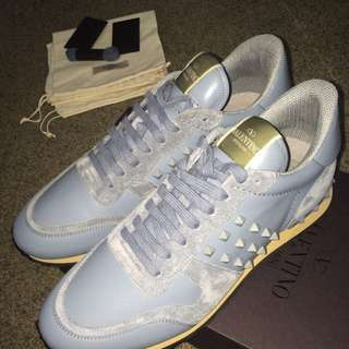 Mens Valentino Rockrunner Trainers/ Sneakers