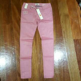 JUST JEANS Pastel Denim Jean