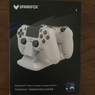 Sparkfox PS4 Dual Controller Charger