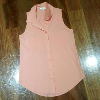 VALLEYGIRL chiffon Tops