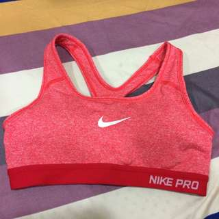 保留中/Nike運動內衣(高強度)