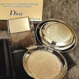 (全新)Dior Perfumed Illuminating Powder (現$220)