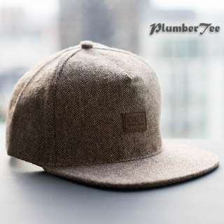 Obey Outland Luxe Hat- Brown