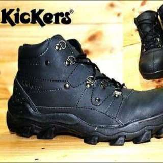 Kickers Boots Safety Adventure