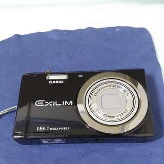 (預定中)7成新 Casio EX-ZS6  數位相機(附充電線,無記憶卡,無盒)(樹林大安路507號自取)