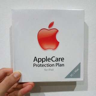 Apple Care Protection Plan For iPad