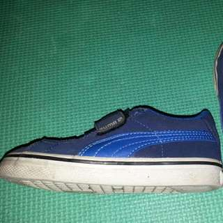 PUMA kinder-fit Size 8