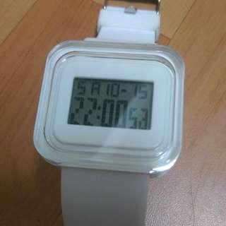 染七年代電子收錶