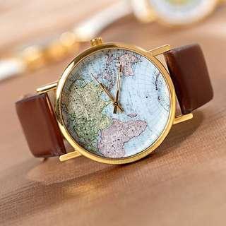 brand new globetrotter watch